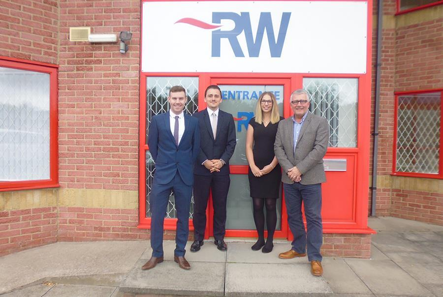 Rutherford Wilkinson has hired three paraplanner apprentices