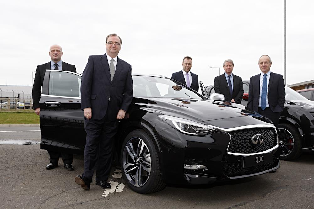 Significant boost for the North East automotive sector
