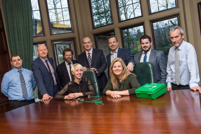 Accountants relaunch Healthcare Team