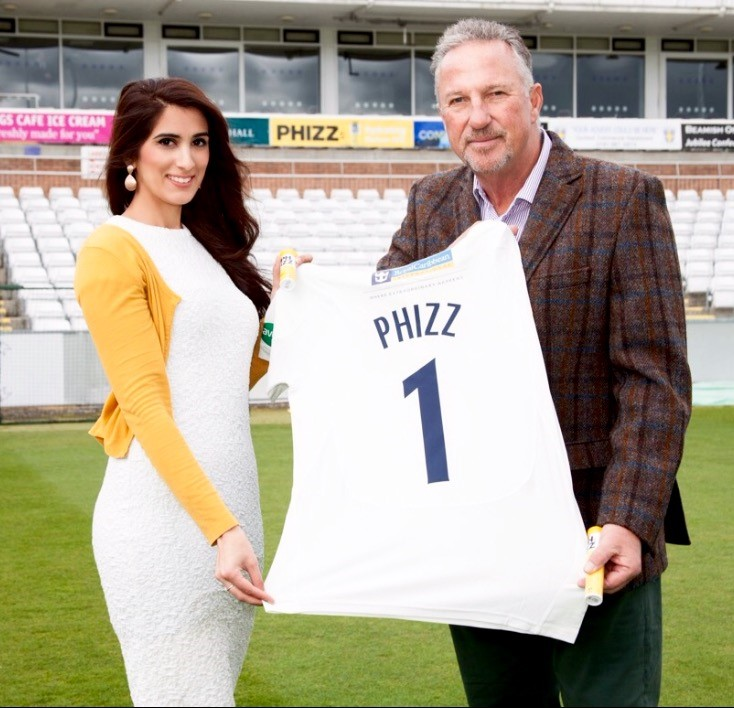 Durham County Cricket Club and PHIZZ Announce Two-Year Partnership